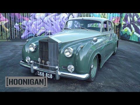 1958 Rolls Royce, Slightly MODIFIED…
